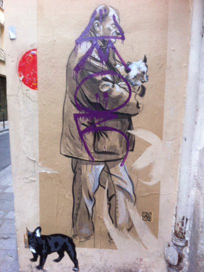 Street art | Paris lifestyles | Scoop.it