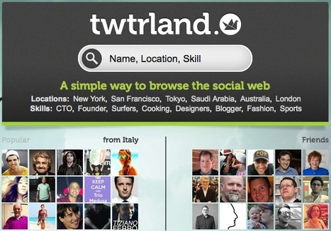 Find the True Twitter Influencers in Any Niche or Location with Twtrland | Content Curation: The New Search | Scoop.it