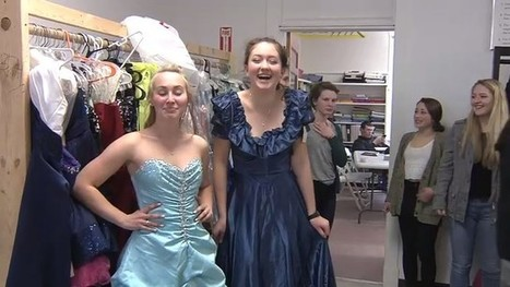 Students Collecting Prom Dresses to Help Peers, Parents | WABI TV5 | Honor Society Activities in the News | Scoop.it