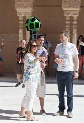 La Alhambra, el primer monumento de Europa en Google Trekker | Noticias de Andalucía - El blog de Historias de Luz | Soluciones de tecnología e innovación, accesibilidad, sostenibilidad y competitividad | Scoop.it