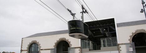 Brest met en service le premier téléphérique urbain de France | Brest et Brest métropole : portail de veille de l'ADEUPa | Scoop.it