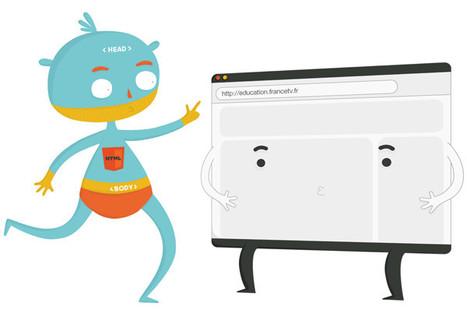 Le HTML par lui-même : découvrez les principes de base d'internet et du HTML | TICE, Web 2.0, logiciels libres | Scoop.it