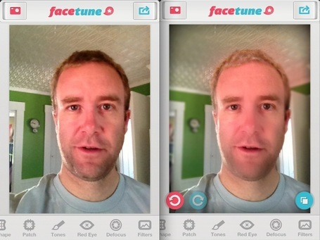 Improve your looks with Facetune | iPad and Apps | Scoop.it