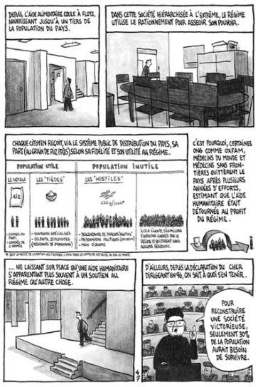 Culture et confiture: Guy Delisle ou comment faire du reportage en #BD   Emploi Métiers Presse Ecriture Design   Scoop.it
