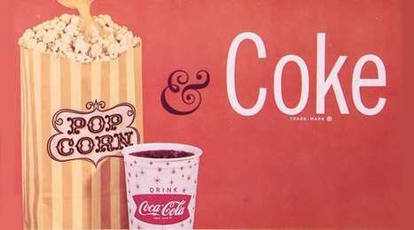Coke Red on the Silver Screen: Exploring the Brand's Role in Movies | Coca-Cola® News | Scoop.it
