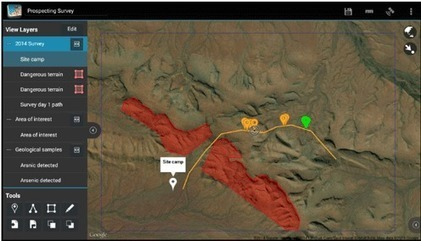 Mobile and Field GIS - GIS Lounge | Geomatics | Scoop.it