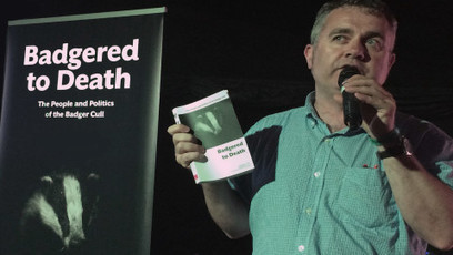 Lush Meets....Dominic Dyer, campaigner and author, on Badgered To Death | Lush Player | Conservation | Scoop.it