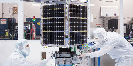 Google's New All-Seeing Satellites Have Huge Potential—For Good and Evil | Business | WIRED | Homo Numericus Bis | Scoop.it