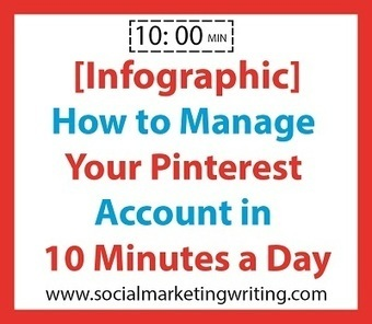 How to Manage Your Pinterest Account in 10 Minutes a Day - | Links sobre Marketing, SEO y Social Media | Scoop.it