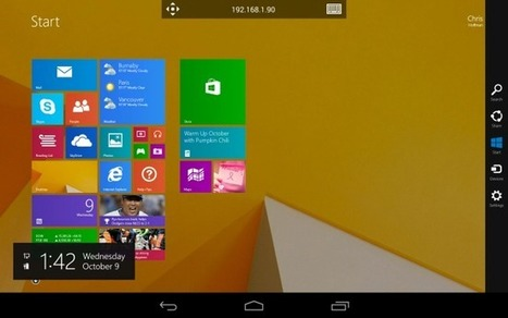 How to Access a Windows Desktop From Your Tablet or Phone | Tech for WL | Scoop.it