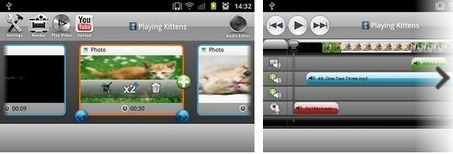 Andromedia Free Video Editing App for Android ~ Teachers Mobile Technology | Apps for Special Education | Scoop.it