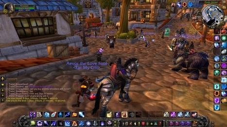 Homo Ludens 2.0 una mirada al videojuego a través de World of Warcraft, del juego a la gamificación / Alejandra Pinilla Delgado | Comunicación en la era digital | Scoop.it
