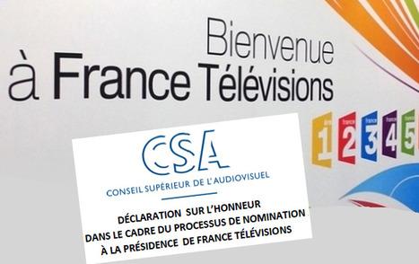 France Télévisions: le CSA se protège de futurs scandales | DocPresseESJ | Scoop.it