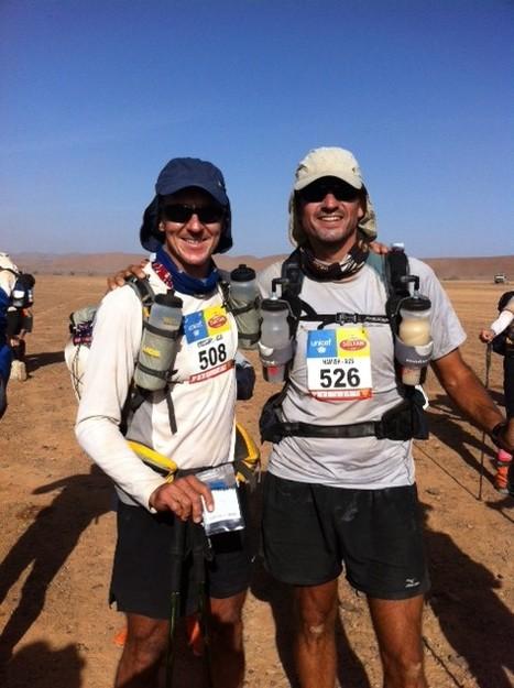 Next Level Nutrition: Marathon des Sables - A test of body, mind and dietitians! | Endurance Sports Nutrition | Scoop.it