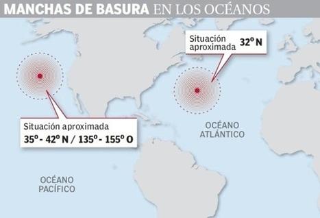 Gigantescas islas de basura que flotan en nuestros océanos | Cooperación Universitaria para el Desarrollo Sostenible. MODELO MOP-GECUDES | Scoop.it