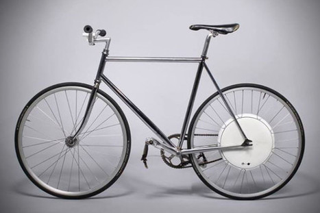This ground breaking invention just may be about to revolutionise commuter cycling forever | Sustain Our Earth | Scoop.it