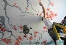 If you have talent, paint on your ceiling   Home decoration   Scoop.it