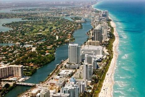How Climate Change Is Fueling the Miami Real Estate Boom | Sustainable Green Real Estate | Scoop.it