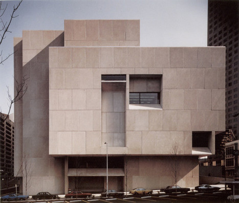 Marcel Breuer's Central Library in Atlanta Faces Demolition Threat | The Architecture of the City | Scoop.it