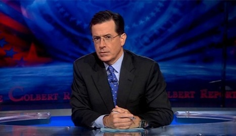 'Colbert Report' Twitter Account Deleted After #CancelColbert Controversy - Business 2 Community | Digital-News on Scoop.it today | Scoop.it