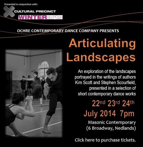 Ochre Dance | Aboriginal Studies | Scoop.it