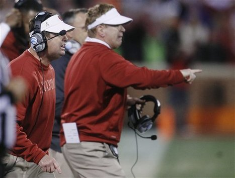 OU Linebackers Back In The Game In 2013? | Sooner4OU | Scoop.it