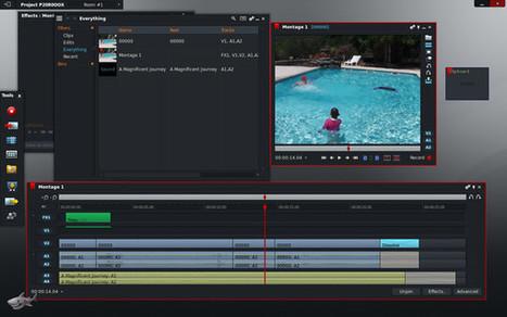 Lightworks : un logiciel de montage vidéo professionnel sous Linux | Bidouille,  jeux et cartographie | Scoop.it