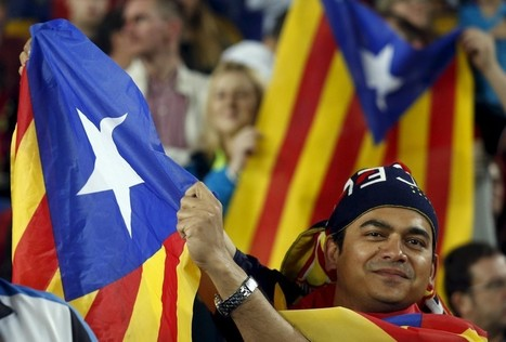Why Spain Banned the Catalan Flag From This Sunday's Copa del Rey | REPUBLIC OF CATALONIA TIMES | Scoop.it
