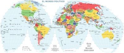 Colección de mapas FLASH interactivos. Diferentes mapas para conocer, provincias, comunidades, continentes...