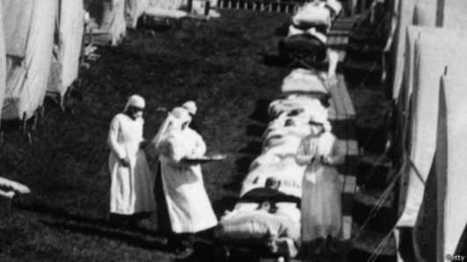 La enfermedad que mató a más gente que la Primera Guerra Mundial   Salud Publica   Scoop.it