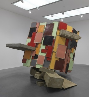 ARTIST ROOMS: Phyllida Barlow - Materials and Objects at Tate Modern | Tate | Gender and art | Scoop.it