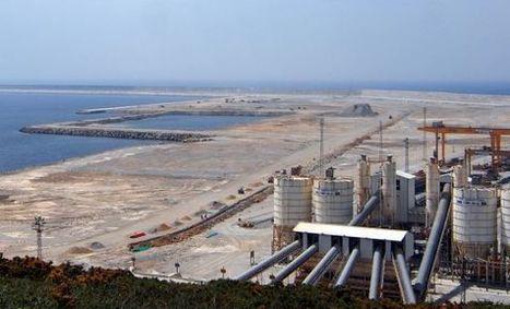 Repsol mantendrá el 40% de sus tráficos por el centro de A Coruña   Transporte marítimo.   Scoop.it