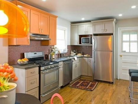 Painting Kitchen Cabinets Color Ideas, Pictures | Home Designs an Decorating Ideas | Scoop.it