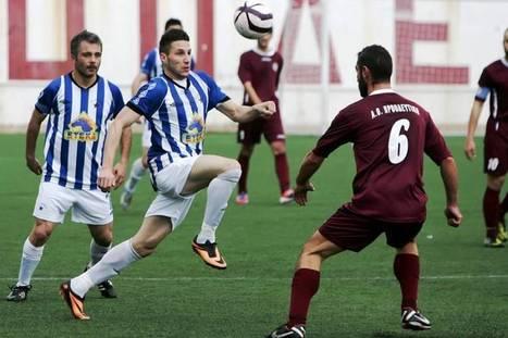 Προοδευτική-Ιωνικός 0-0 (videos+photos)   Ηλεκτρονική εφημερίδα  - Γ' Εθνική [5ος όμιλος]   Scoop.it