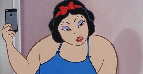 Artist Ruins Happily Ever After With Misbehaving Disney Characters | Prozac Moments | Scoop.it