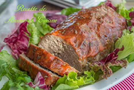 pain de viande - Amour de cuisine | Cuisine Algerienne, cuisine marocaine, cuisine tunisienne, cuisine indienne | Scoop.it