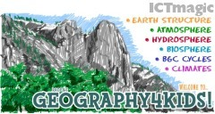 Geography 4 Kids | Geography | Scoop.it
