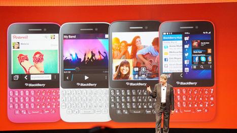 Puremobile - Blackberry Q5 Specs And Features | Blackberry | Scoop.it