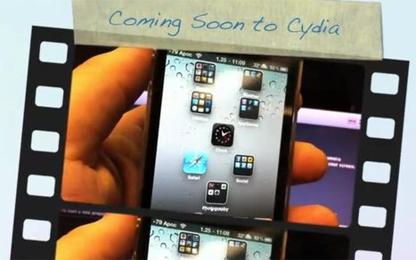 3DBoard App Transforms Your iPhone Homescreen Into 3D (video) | Geeky Gadgets | Web 3D | Scoop.it