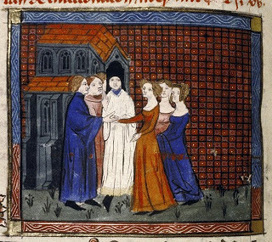 Quickie Divorce the Medieval Way | History Curiosity | Scoop.it