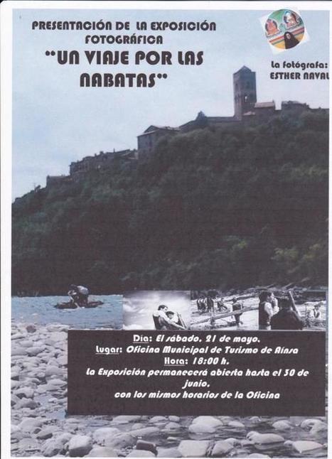 Exposition de photos sur les radeliers à l'office de tourisme d'Ainsa à partir du 21 mai | Vallée d'Aure - Pyrénées | Scoop.it