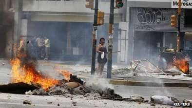 Buenos Aires protests over outages   Activism, Protest, Citizen Movements, Social Justice   Scoop.it