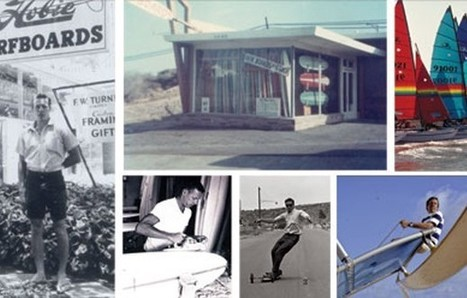 Remembering Hobie Alter, the Surfing Visionary Who Invented a Sport and a Culture | Digital-News on Scoop.it today | Scoop.it