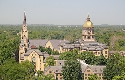 Notre Dame to welcome, help fund undocumented students | Just a Plain Jane Catholic | Scoop.it