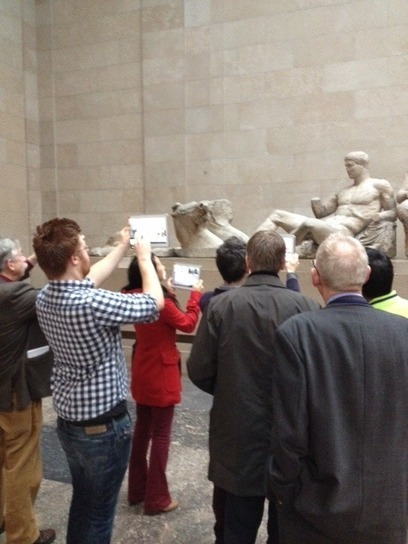 The British Musuem: five lessons in augmented reality | AR | Scoop.it