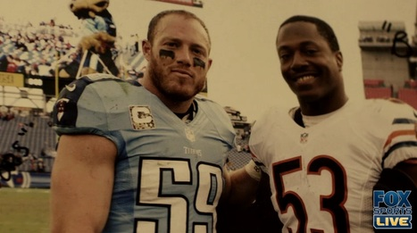 Tim Shaw Living with ALS-Former NFL Linebacker | #ALS AWARENESS #LouGehrigsDisease #PARKINSONS | Scoop.it