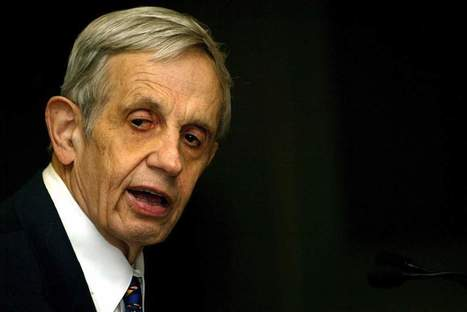 John Nash Pushed His Mind Beyond Where Others Would Dare   Leadership and Management   Scoop.it
