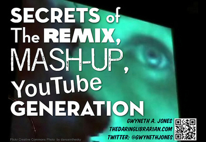 MentorMob & the Secrets of the Remix Mash-Up YouTube Generation | The Daring Librarian | Revamping Collaboration, Communication, & Research | Scoop.it