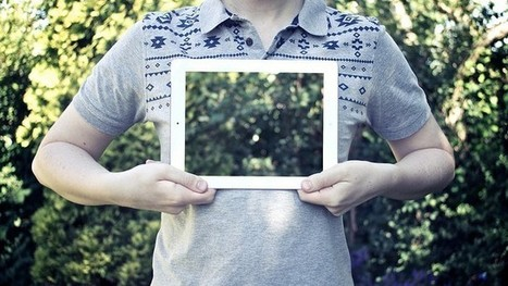 The Invisible iPad: It's Not About the Device | iPad & Literacy | Scoop.it
