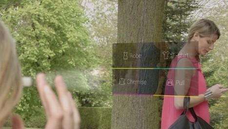 Kiabi lance son app pour Google Glass - LeMondeInformatique | Découvertes web | Scoop.it